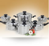 Cookware sets created with you in mind